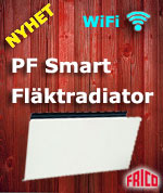 Frico PF Smart Fläktradiator