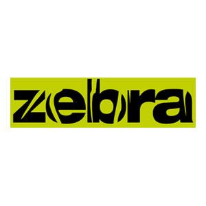 Zebra Oljefyllda